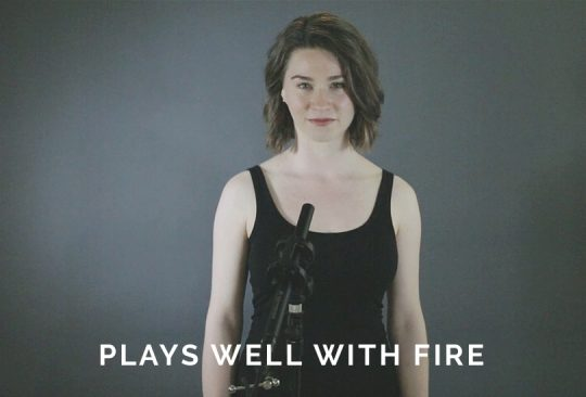Plays Well With Fire | Spoken Word Poetry