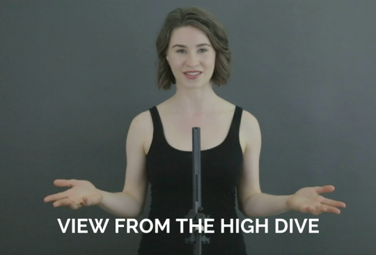 View From The High Dive | Spoken Word Poetry