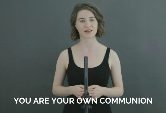You Are Your Own Communion | Spoken Word Poetry