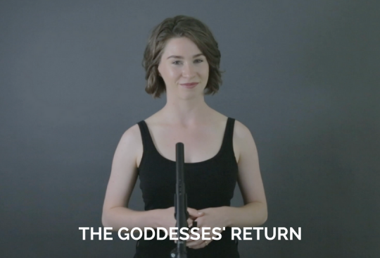 The Goddesses' Return | Spoken Word Poetry