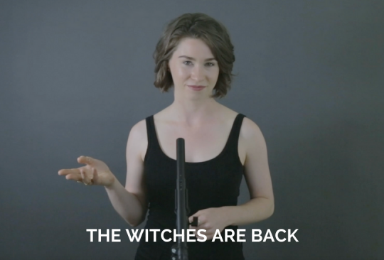 The Witches Are Back | Spoken Word Poetry